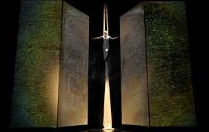 'Persèfone' - Els Comediants - Teatre Lliure, 2001. Photo: Ruano