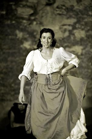 'La Taverna di Enrico' - Renaixement Tortosa, 2009 - Photo; Estudios Delta