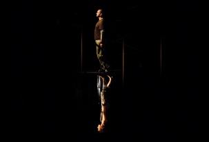 'Seqüències/Rere el Mirall' - Teatre del Mar de Palma, 2008 - Photo: Uli Fuchs