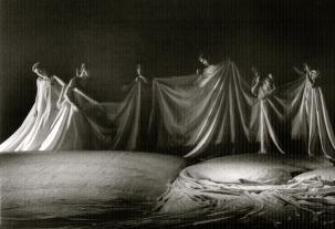 'L'Home de la Sorra' E.T.A. Hoffmann - Institut del Teatre, 2001