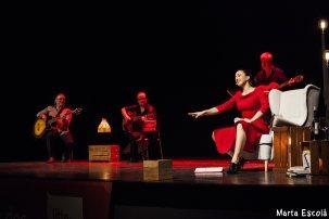 Sense Pistola - Sobre poesia d'Enric Casasses. Amb Gaya-Prieto-Pellicer - Festival Cançó d'Autor Barnasants - L'Auditori de Barcelona, 2016 - Photo: Marta Escolà (Litterarum)